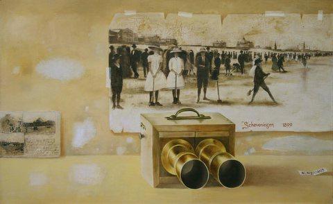 Hoofdfoto Scheveningen 1899