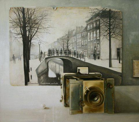 Hoofdfoto Amsterdamse Veerkade