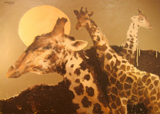 Hoofdfoto Giraf