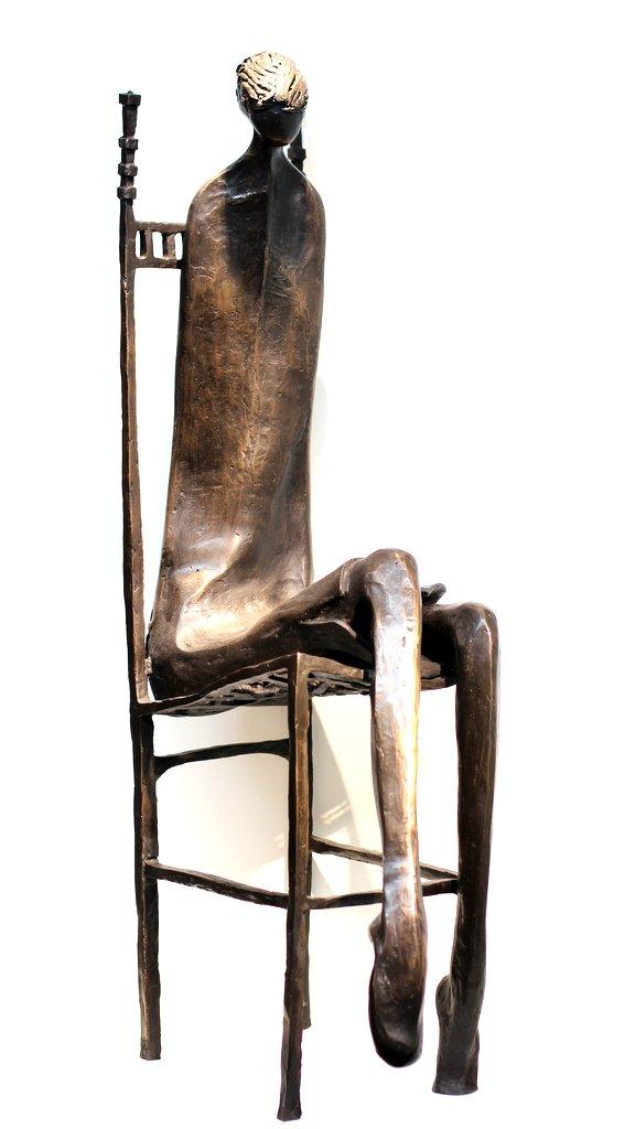 Hoofdfoto Dame op stoel