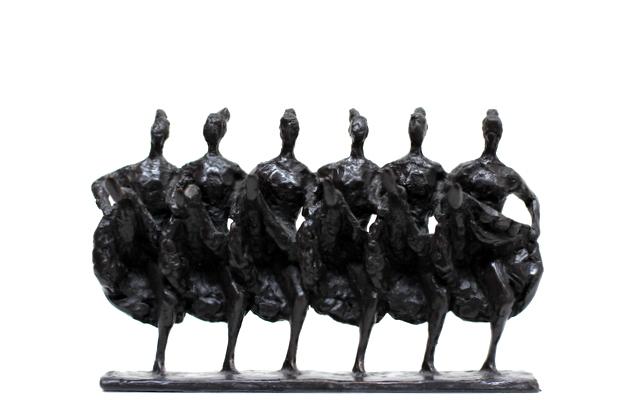 Hoofdfoto Can-can danseressen (177)