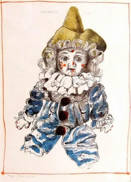 Hoofdfoto Clowntje