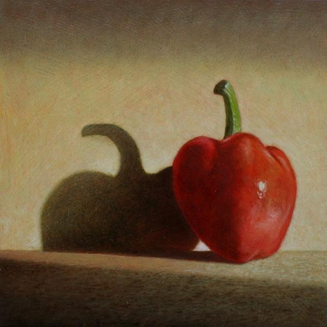 Hoofdfoto Rode paprika