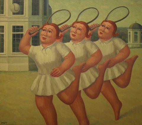 Hoofdfoto Wij gaan tennissen