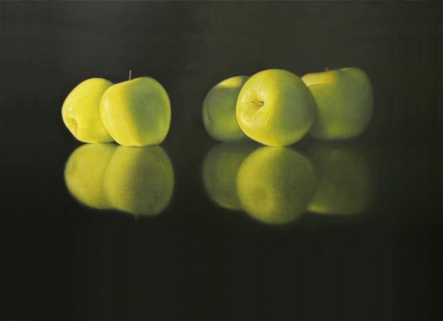 Hoofdfoto Vijf Jona Golds in het donker