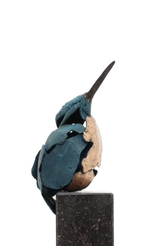 Hoofdfoto IJsvogel 3 (lage sokkel)