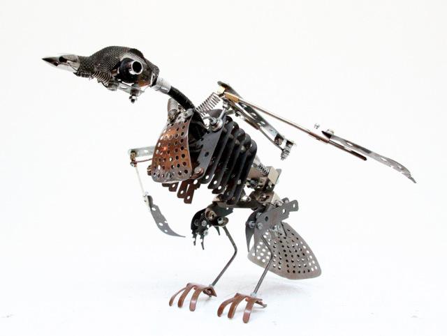 Hoofdfoto Mecanical avian biped