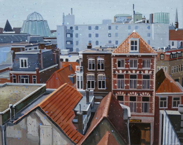 Hoofdfoto Den Haag vanuit LaPlace