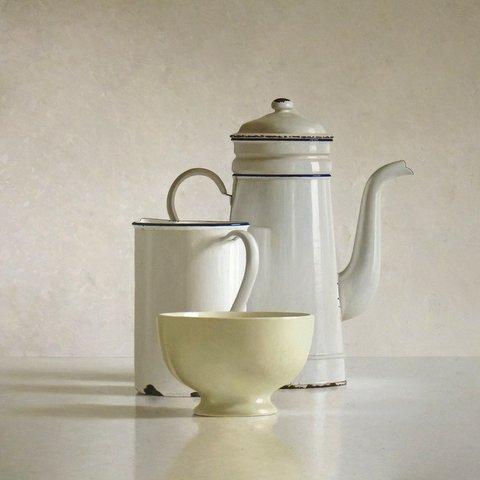 Hoofdfoto Koffiekan, kom en kan