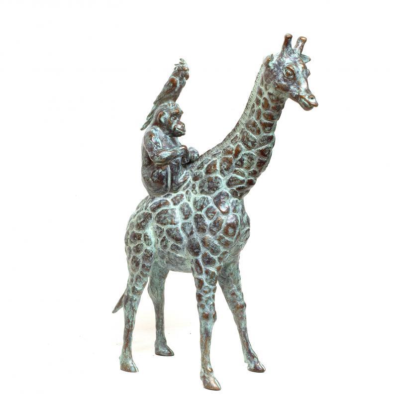 Hoofdfoto Stapel op safari II