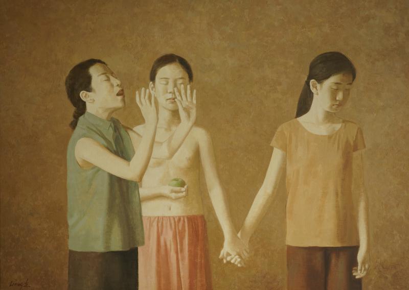 Hoofdfoto Drie vrouwen