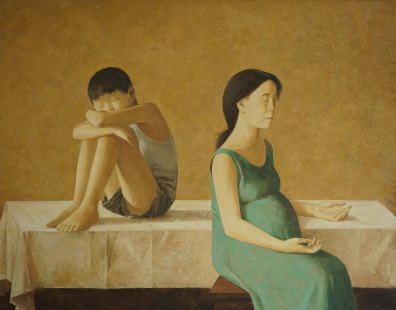 Hoofdfoto Moeder en zoon