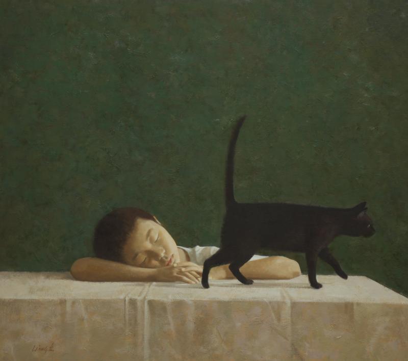 Hoofdfoto Daglicht met kat