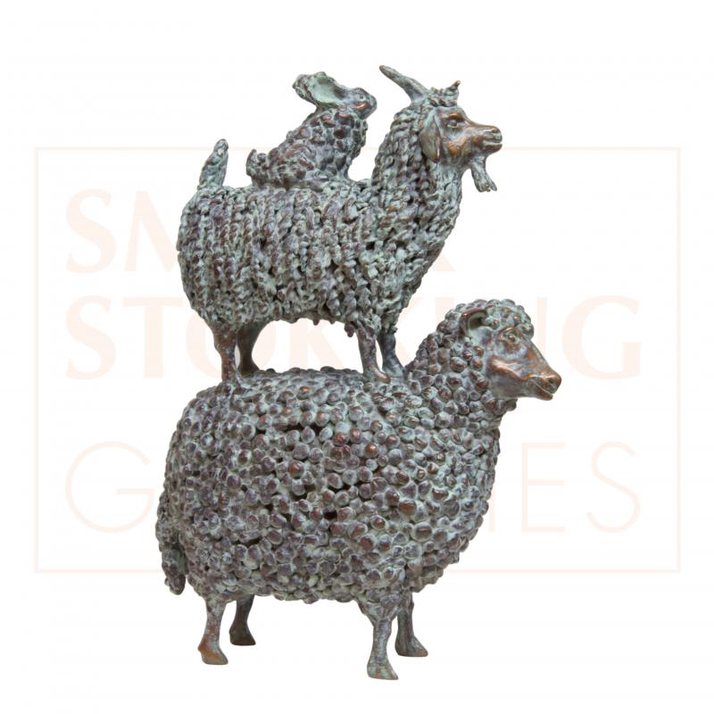 Hoofdfoto Stapel op wol