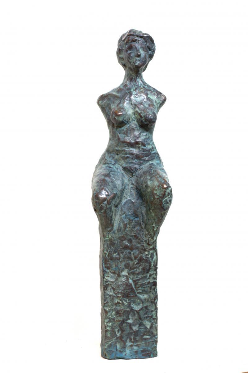 Hoofdfoto Zittende vrouw
