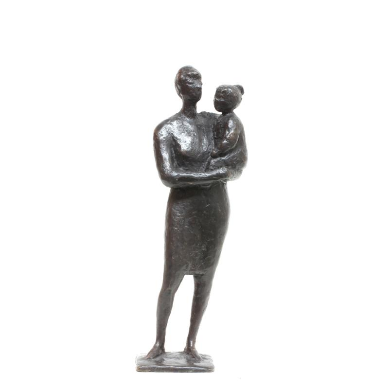 Hoofdfoto Moeder en kind dragend